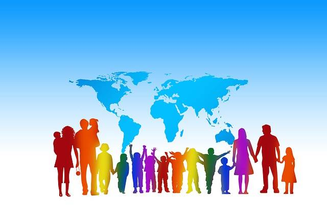 Crowd Human Continents - Free image on Pixabay (127984)