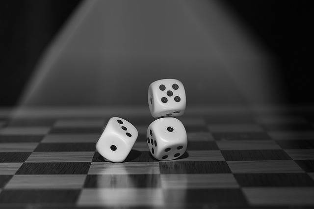 Roll The Dice Craps Board Game - Free photo on Pixabay (128219)