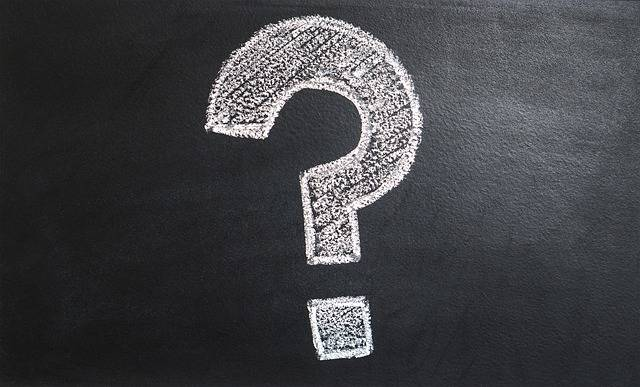 Question Mark Why Problem - Free photo on Pixabay (128956)
