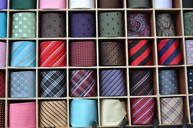 Silk Tie Sales Man Collection Of - Free photo on Pixabay (130649)