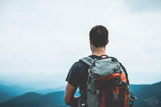 Hiker Backpacker Backpacking - Free photo on Pixabay (130813)