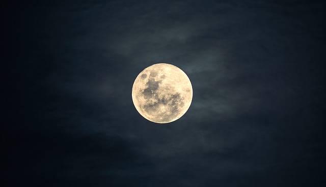 Moon Sky Night - Free photo on Pixabay (135677)