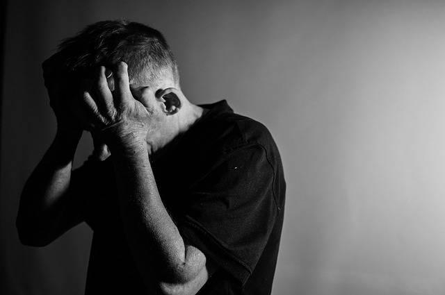 Depression Man Anger - Free photo on Pixabay (136217)