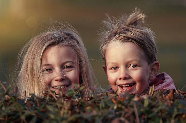 Children Happy Siblings - Free photo on Pixabay (136617)
