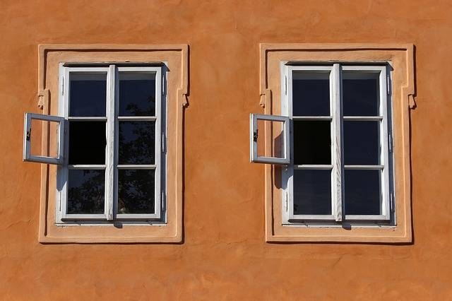 Window Prague Twins - Free photo on Pixabay (136672)