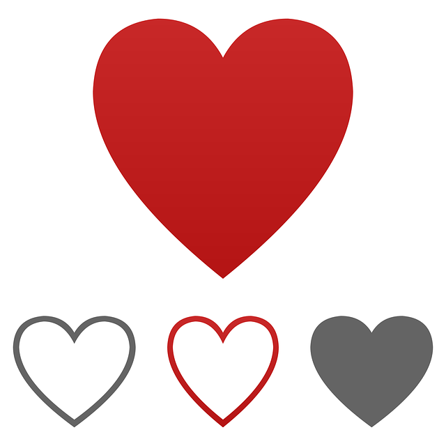 Heart Icon Vector - Free vector graphic on Pixabay (136963)