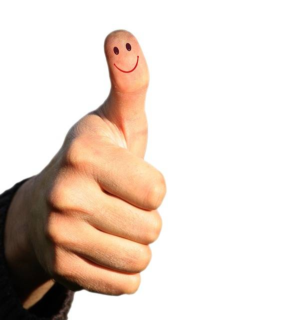 Thumb Success Successful - Free photo on Pixabay (139087)