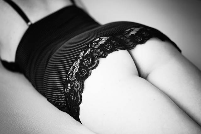 Bed Sensual Butt - Free photo on Pixabay (140195)