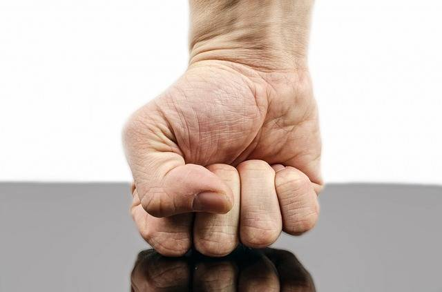 Punch Fist Hand - Free photo on Pixabay (140322)
