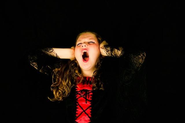 Scream Child Girl - Free photo on Pixabay (140325)