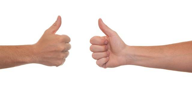Thumb Hand Arm - Free photo on Pixabay (142058)
