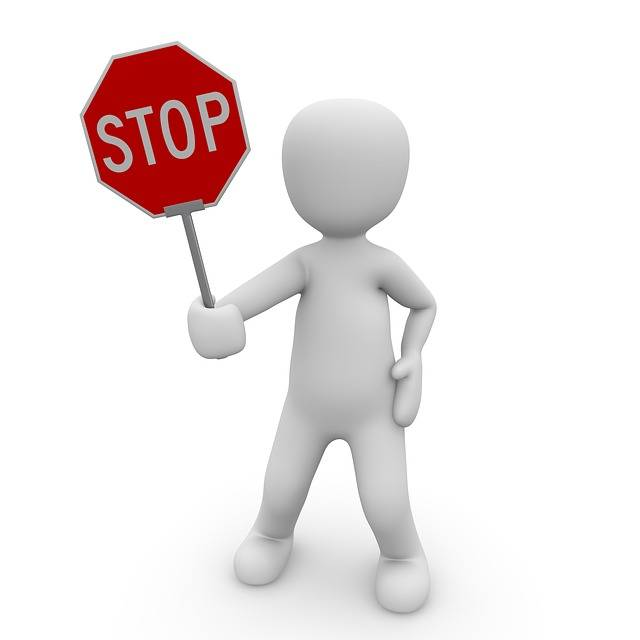 Stop Containing Street Sign - Free image on Pixabay (143288)