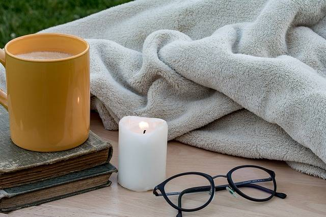 Candle Flickering Flame Coffee Cup - Free photo on Pixabay (144313)