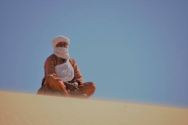 Algeria Tassili N'Ajjer Sahara - Free photo on Pixabay (145139)