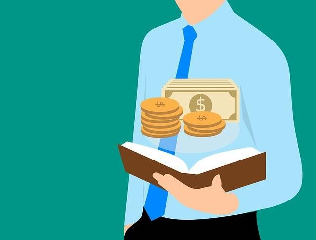 Financial Money Guide Book - Free image on Pixabay (146893)