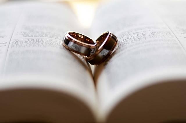 Ring Wedding Love - Free photo on Pixabay (147171)