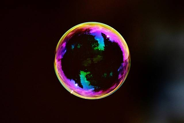 Soap Bubble Colorful Ball Soapy - Free photo on Pixabay (147651)