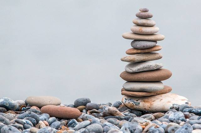 Stone Tower Stones Cairn - Free photo on Pixabay (147658)