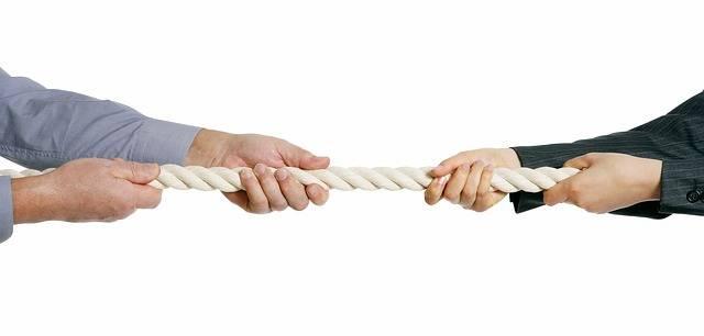 Metaphor Tug Rope - Free photo on Pixabay (148019)
