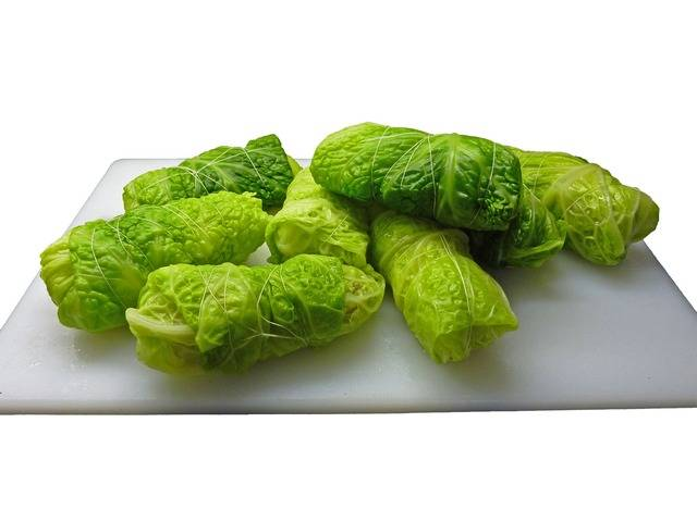 Cabbage Rolls Roulades Court Main - Free photo on Pixabay (148686)
