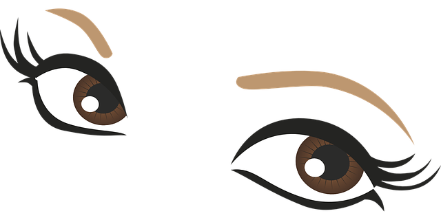 Eyes Brown Drawing - Free vector graphic on Pixabay (152030)