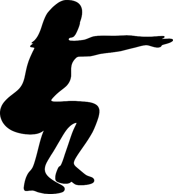 Sport Sports The Squat - Free vector graphic on Pixabay (152498)