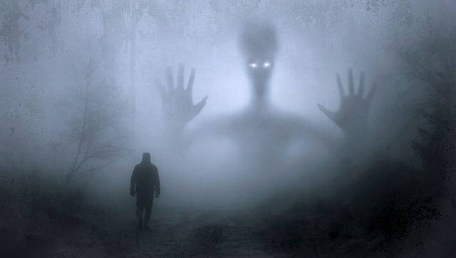 Fantasy Spirit Nightmare - Free photo on Pixabay (152721)