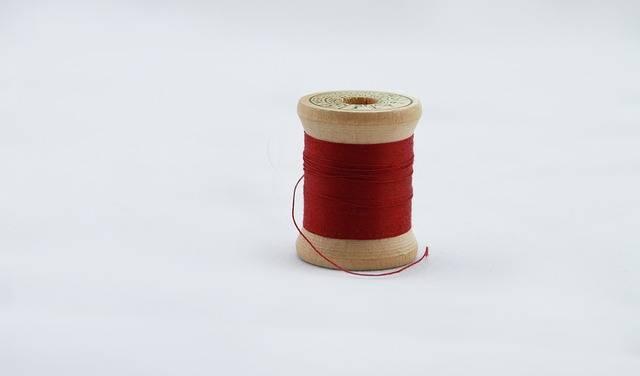Red Thread - Free photo on Pixabay (153987)