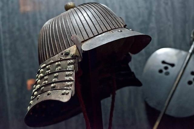 Helmet The Warring States Period - Free photo on Pixabay (155390)