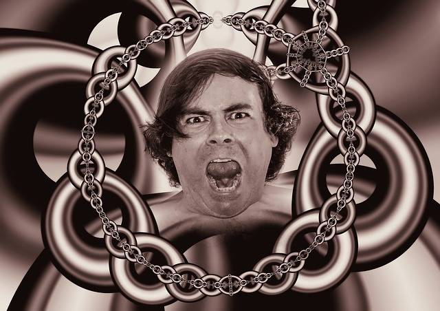 Chains Caught Psyche - Free photo on Pixabay (155446)