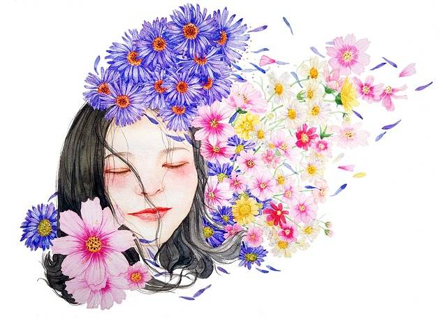 Watercolor Portrait Character - Free image on Pixabay (155698)