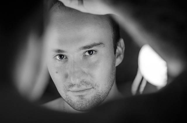 Man Eyes Portrait - Free photo on Pixabay (157534)