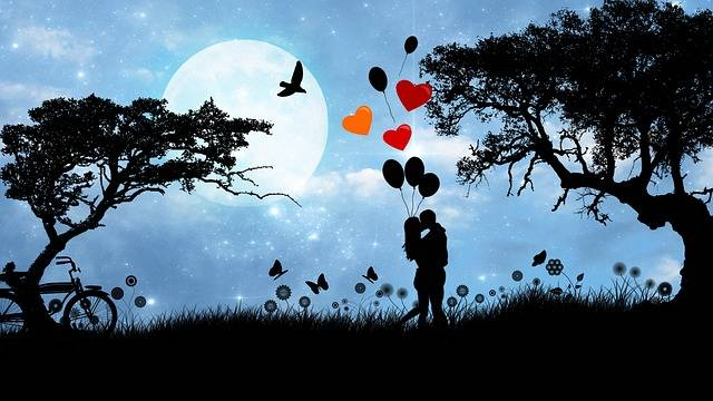 Love Couple Romance - Free image on Pixabay (158500)