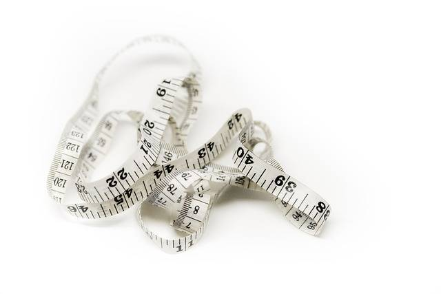 Measuring Tape Inches Sewing - Free photo on Pixabay (159667)