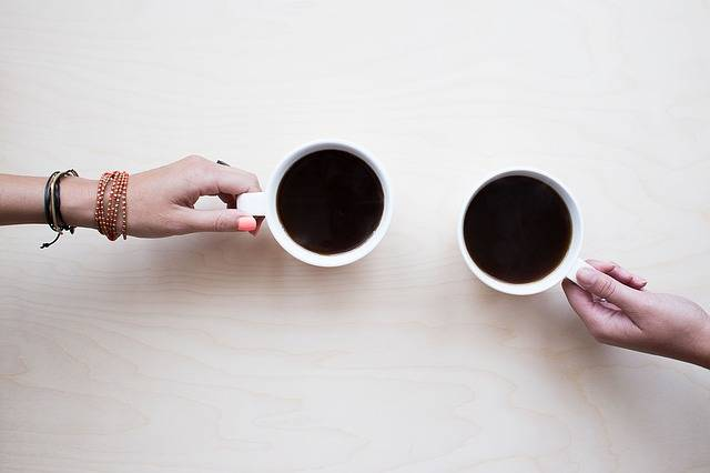 Coffee Friends Chat - Free photo on Pixabay (160310)