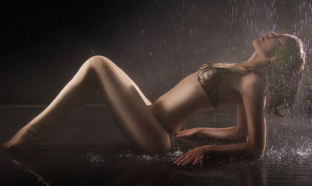 Girl Wet Sexy - Free photo on Pixabay (161385)