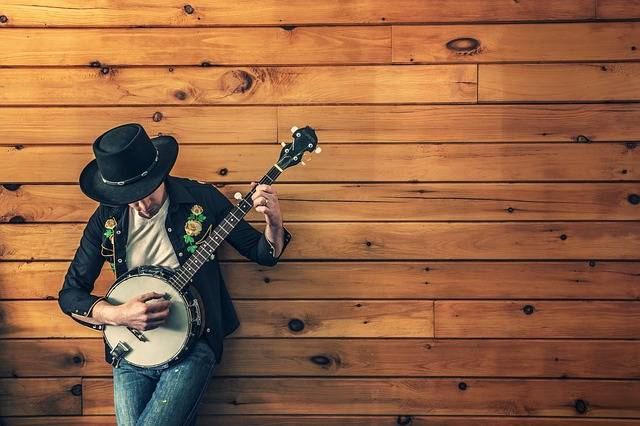 Musician Country Song Banjo - Free photo on Pixabay (161442)
