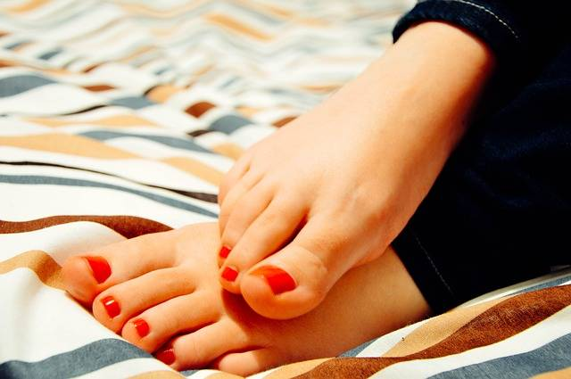 Feet Toes Woman - Free photo on Pixabay (161969)