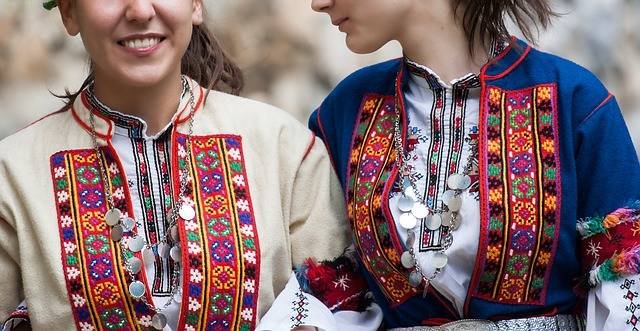 Bulgarian Folk Costume Tradition - Free photo on Pixabay (162019)