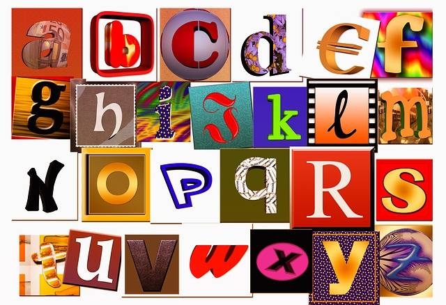 Letters A Abc - Free image on Pixabay (163416)
