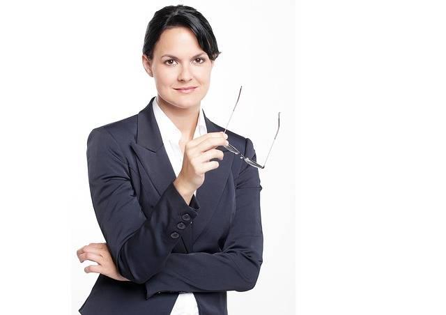 Business Woman Secretary - Free photo on Pixabay (164197)