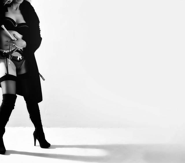 Woman Black And White Sexy - Free photo on Pixabay (165735)