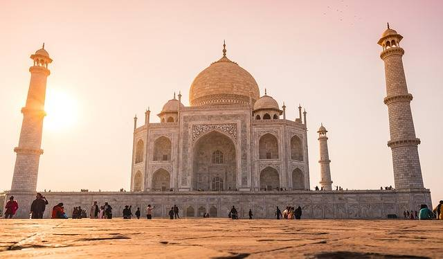 India Taj-Mahal Agra - Free photo on Pixabay (165868)