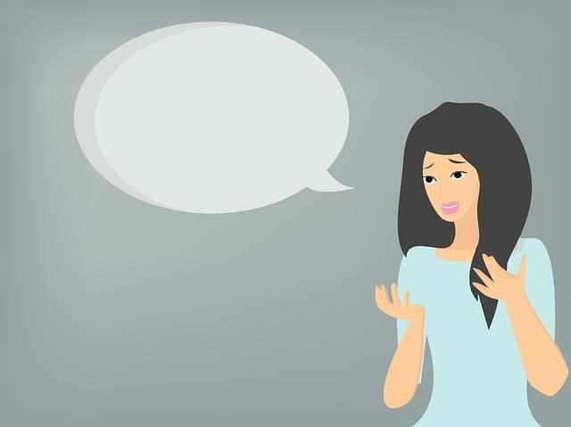 Girl Talk Communicate - Free image on Pixabay (166271)