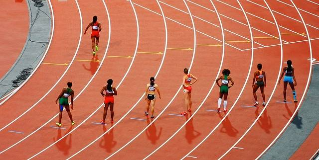 Race Track And Field Running - Free photo on Pixabay (167644)