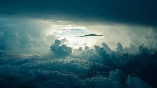 Sky Clouds Sunlight - Free photo on Pixabay (168615)