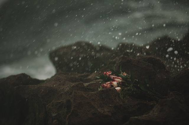 Heartbreak Heartbroken Stormy - Free photo on Pixabay (168654)