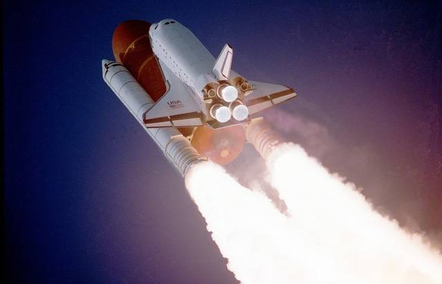 Space Shuttle Lift-Off Liftoff - Free photo on Pixabay (168676)