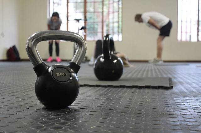 Kettle Bell Training Fitness - Free photo on Pixabay (168698)