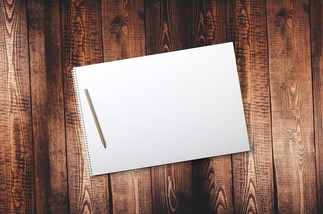 Table Wood Notepad - Free photo on Pixabay (168788)